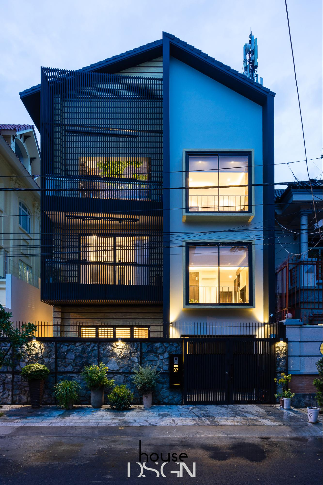 The taboo when building feng shui - Housedesign